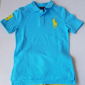 2 Piece Ralph Lauren Polo Set Size 6